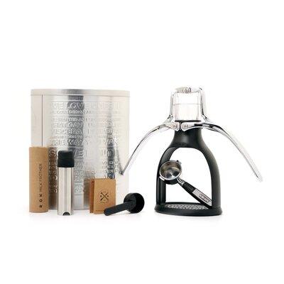 Espresso Maker Finish: Black