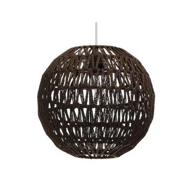 Gallis Indi 1 Light Globe Pendant