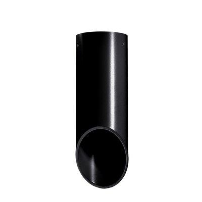 Gallis Cylinder Slant 1 Light Flush Ceiling Light