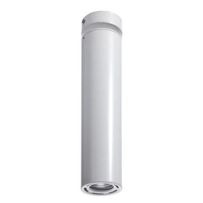 Gallis Cylinder 1 Light Flush Ceiling Light