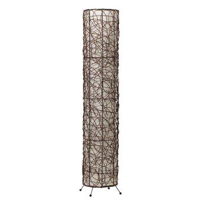 Gallis Bamboo 115cm Floor Lamp