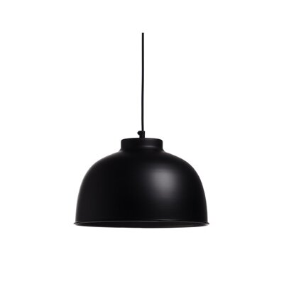 Gallis Columbia 1 Light Bowl Pendant