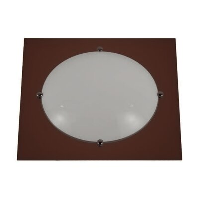 Gallis Doggo 2 Light Flush Ceiling Light