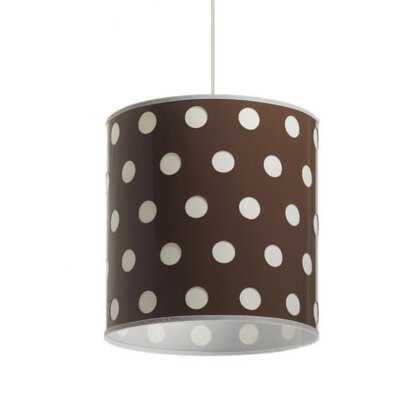 Gallis Ringo 1 Light Drum Pendant