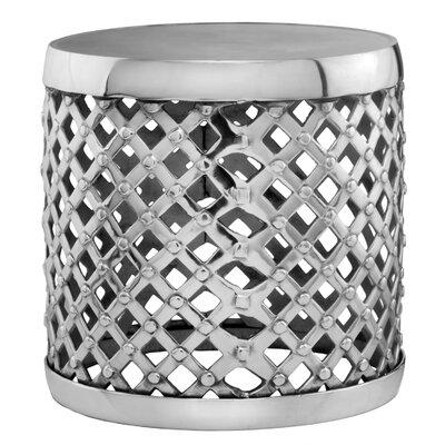 Aluminum Round Drum Stool