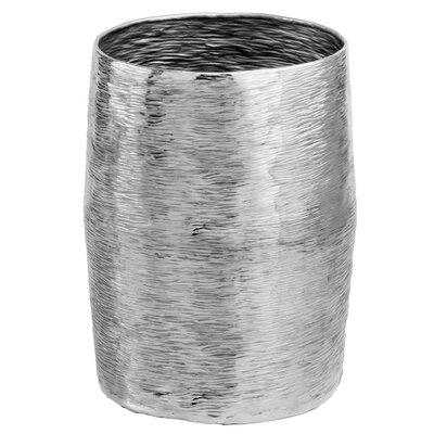 Barril Silver Accent Stool