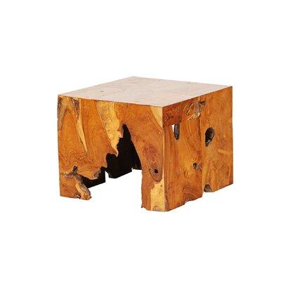 Teak Root Cube