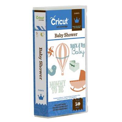 ProvoCraft Cricut Baby Shower Cartridge
