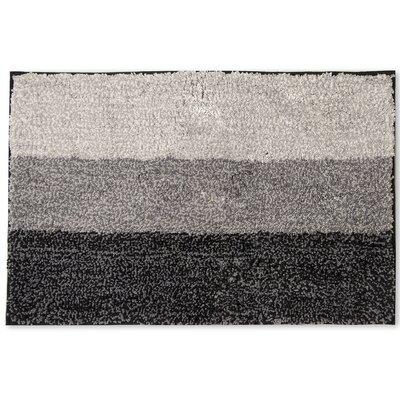 Ambudkar Bath Rug Color: Gray