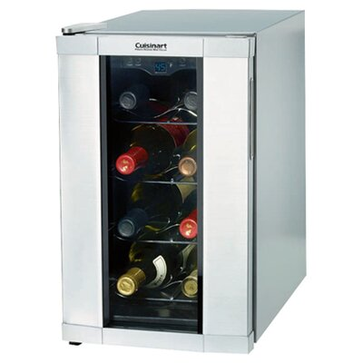 8 Bottle Reserve Series Single Zone Freestanding Wine Cooler