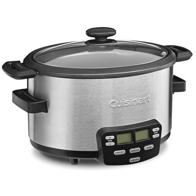 Central 4 Qt. Multi Cooker