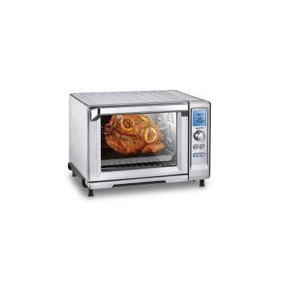 Countertop Rotisserie Oven Reviews : Cuisinart Rotisserie .8 Cu. Ft. Convection Toaster Oven & Reviews ...