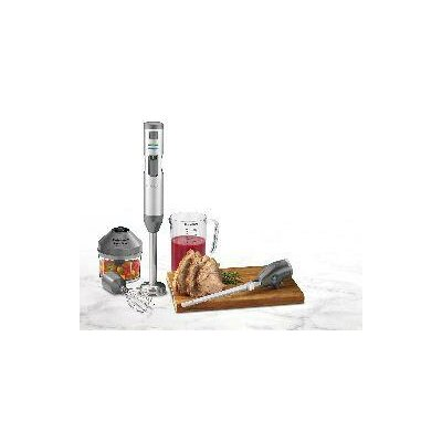 Smart Stick Cordless Hand Blender with Knife