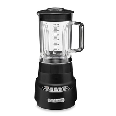 Velocity 600 Watt Blender Color: Black
