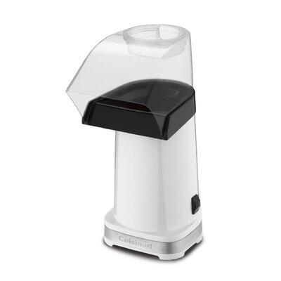 EasyPop Hot Air Popcorn Maker Color: White