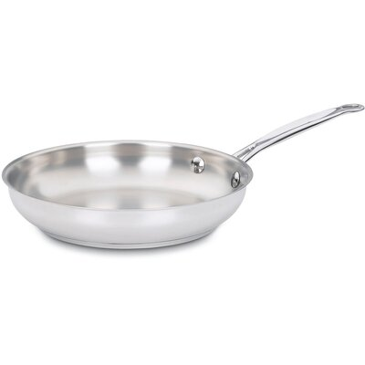 Cuisinart Chef's Classic Stainless Steel Non-Stick Skillet