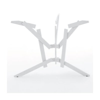"FeFe Table Base Size: 28.74"" x 36.61"" x 43.31"", Finish: White"