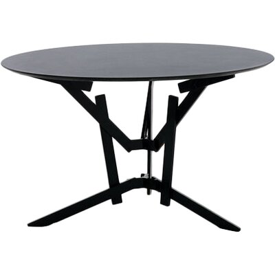 "FeFe Table Base Size: 28.74"" x 36.61"" x 43.31"", Finish: Raw Iron"