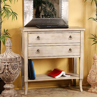 Heirloom 2 Drawer Accent Chest