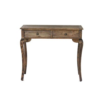 Pinecrest Console Table Color: Farmhouse Rustic