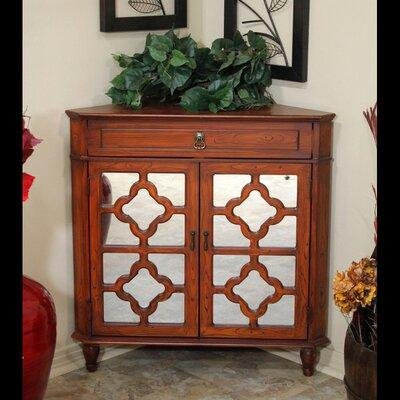 1 Drawer 2 Door Accent Cabinet Finish: Woodgrain