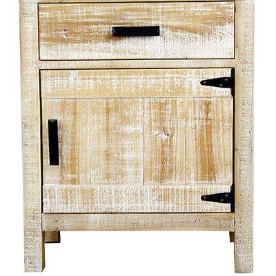 Laurence 1 Drawer 1 Door Accent Cabinet