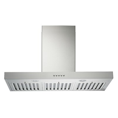 "30"" Brillia 750CFM Ducted Wall Mount Range Hood"