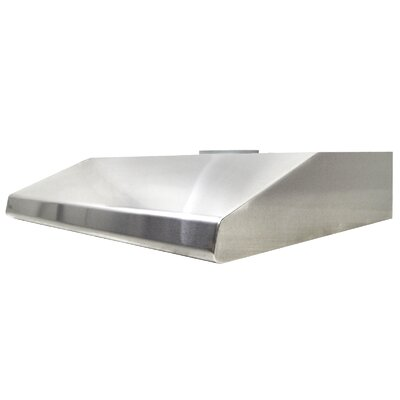 "30"" Brillia 680 CFM Ducted Under Cabinet Range Hood"