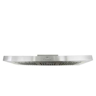 "36"" Brillia 750 CFM Ducted Under Cabinet Range Hood"