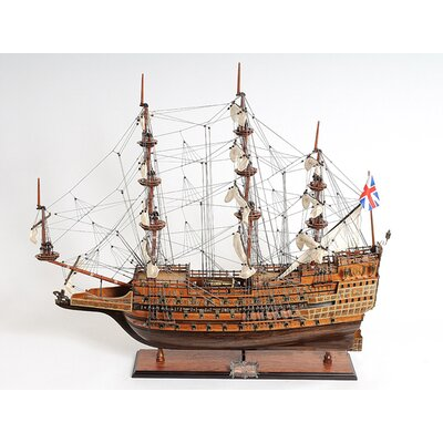 Old Modern Handicrafts Sovereign of the Seas Mid Size EE Model Boat