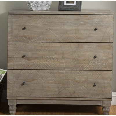 Marina 3 Drawer Accent Chest