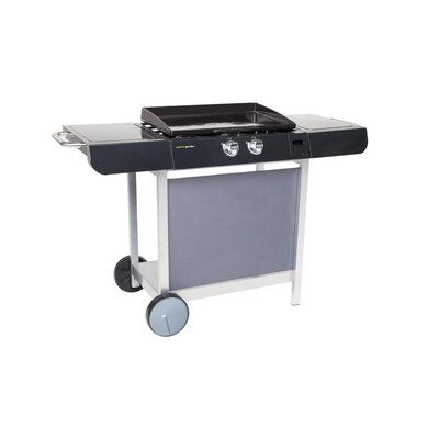 cook in garden Finesta Hot Plate with Trolley
