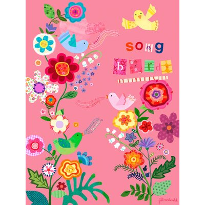 Song Birds Canvas Art