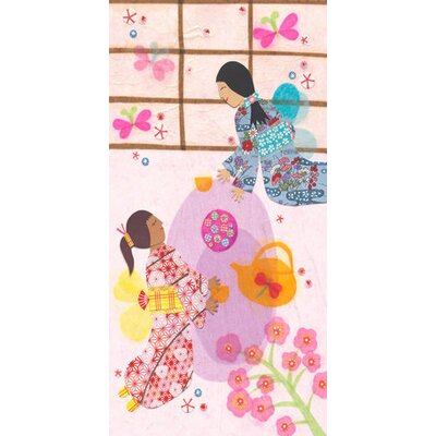Japanese Tea Ceremony Canvas Art