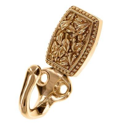 San Michele Hook Finish: Polished Gold
