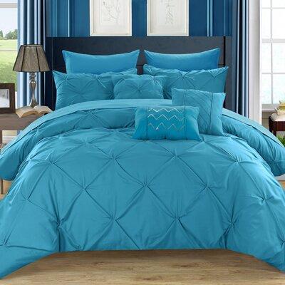 Hannah 10 Piece Comforter Set