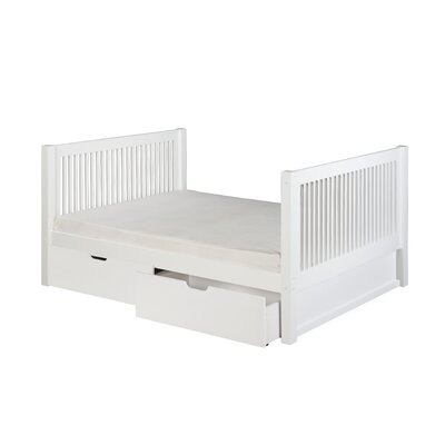 Gilbreath Full Platform Bed with Drawers