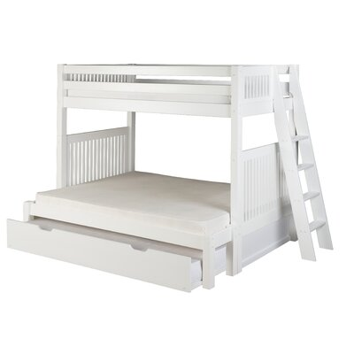 Giusti Twin over Full Bunk Bed with Trundle