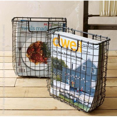 Design Ideas Cabo Magazine Rack