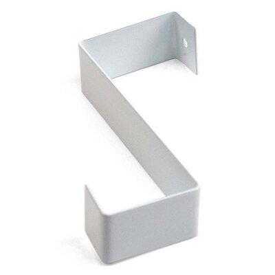 Door Hook (Set of 3) Finish: White