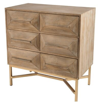 Brotherton 6 Drawer Accent Chest