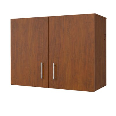 Mobile CaseGoods 2 Door Credenza Frame Color: Fusion Maple, Trim Color: Fusion Maple
