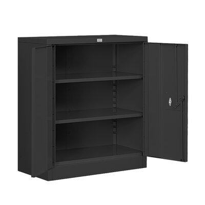 Heavy Duty 2 Door Storage Cabinet Color: Blue