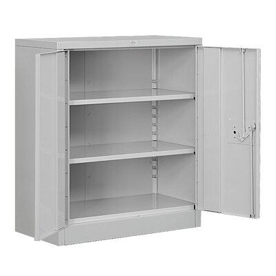 Heavy Duty 2 Door Storage Cabinet Color: Gray
