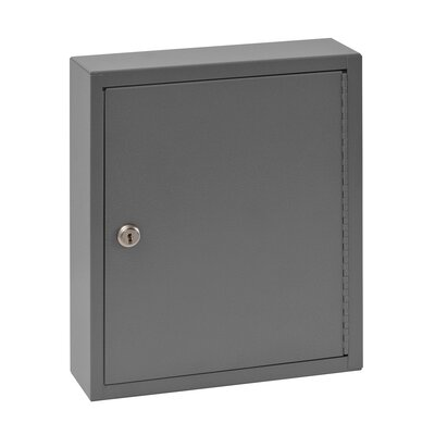 30 Key Cabinet Color: Grey