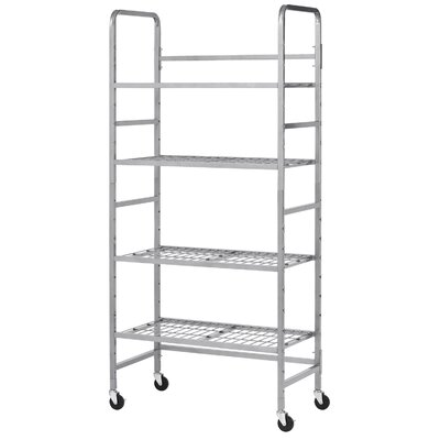 Mobile Storage Shelving Unit