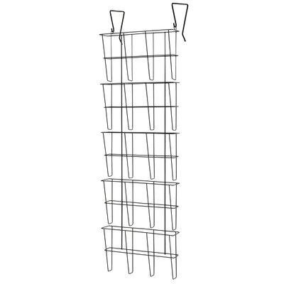 Wire Ware 5 Pocket Legal Size Literature Rack