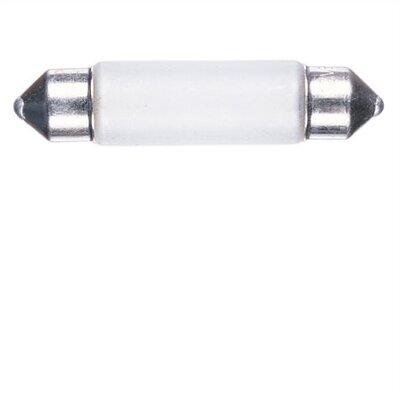 10W Xenon Light Bulb Color: Satin White