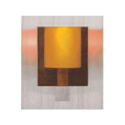 Tech Lighting Cube 1 Light Wall Sconce