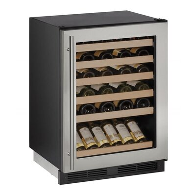 48 Bottle 1000 Series Single Zone Freestanding Wine Cooler